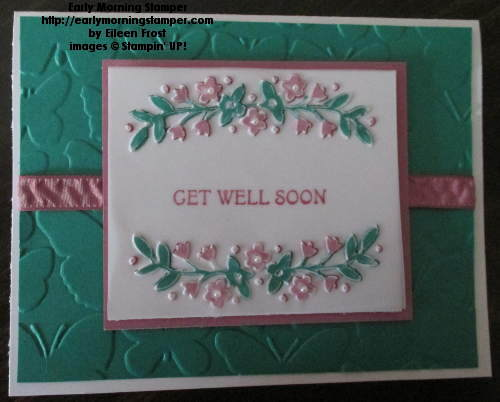 Get Well Floral Affection